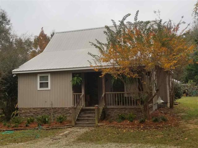 20922 East Blvd, Silverhill, AL 36576 (MLS #263075) :: Elite Real Estate Solutions
