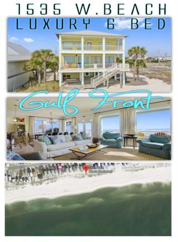1535 W Beach Blvd, Gulf Shores, AL 36542 (MLS #276313) :: ResortQuest Real Estate