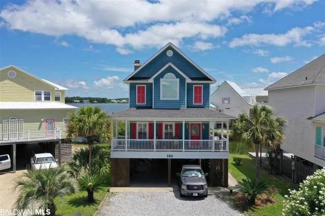 124 Gulf Ct, Gulf Shores, AL 36542 (MLS #298136) :: EXIT Realty Gulf Shores