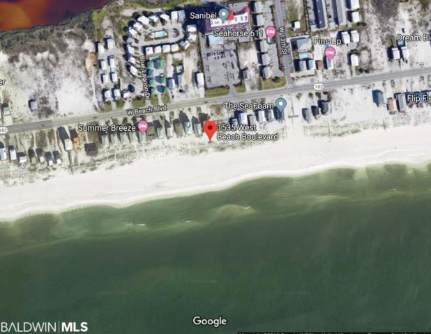 1535 W Beach Blvd, Gulf Shores, AL 36542 (MLS #276313) :: Elite Real Estate Solutions