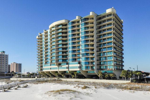29488 Perdido Beach Blvd #805, Orange Beach, AL 36561 (MLS #235304) :: The Premiere Team