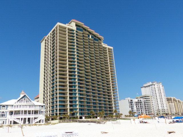 23972 E Perdido Beach Blvd #402, Orange Beach, AL 36561 (MLS #250907) :: Coldwell Banker Seaside Realty