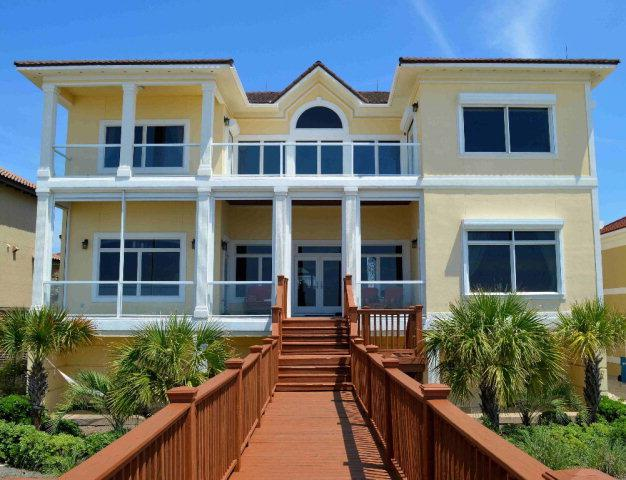 3229 Dolphin Drive, Gulf Shores, AL 36542 (MLS #251352) :: The Kim and Brian Team at RE/MAX Paradise