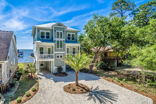 13783 Scenic Highway 98, Fairhope, AL 36532 (MLS #252920) :: Jason Will Real Estate