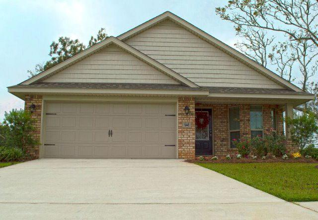 16445 Trace Drive, Loxley, AL 36551 (MLS #253143) :: Gulf Coast Experts Real Estate Team