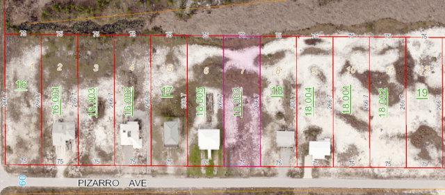 7 Pizarro Av, Gulf Shores, AL 36542 (MLS #253620) :: ResortQuest Real Estate