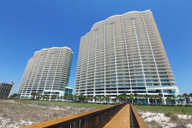26350 Perdido Beach Blvd C1403, Orange Beach, AL 36561 (MLS #253915) :: The Kim and Brian Team at RE/MAX Paradise
