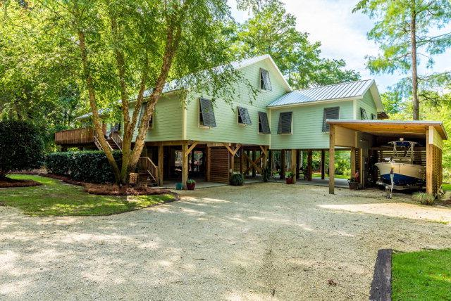 5138 Pine Road, Orange Beach, AL 36561 (MLS #253961) :: ResortQuest Real Estate