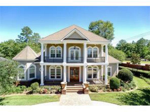 7122 Charleston Pointe Court, Mobile, AL 36695 (MLS #254254) :: Jason Will Real Estate