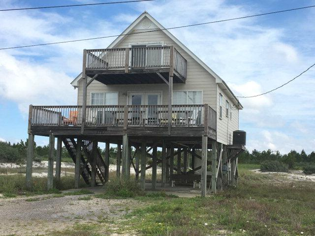 5781 Pizarro Av, Gulf Shores, AL 36542 (MLS #254466) :: Coldwell Banker Seaside Realty