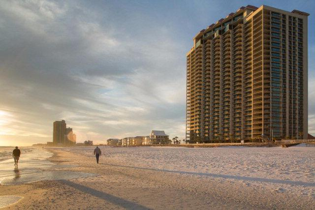 23972 Perdido Beach Blvd #605, Orange Beach, AL 36561 (MLS #254525) :: Coldwell Banker Seaside Realty