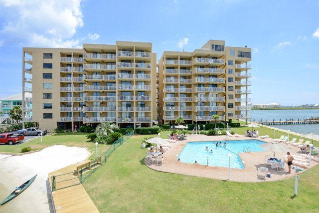 1516 Sandpiper Ln #206, Gulf Shores, AL 36542 (MLS #254540) :: Jason Will Real Estate