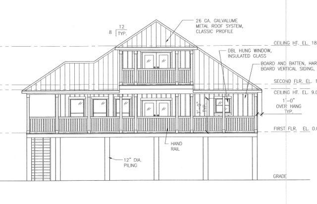 6344 Palmetto Dr, Gulf Shores, AL 36542 (MLS #254625) :: Coldwell Banker Seaside Realty