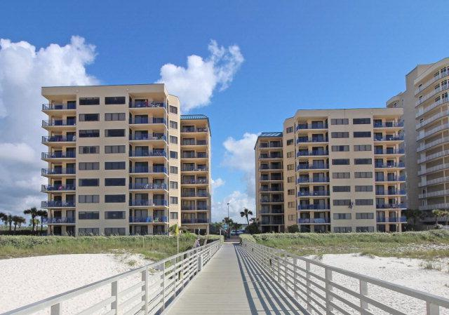 26072 Perdido Beach Blvd #602, Orange Beach, AL 36561 (MLS #254805) :: The Premiere Team