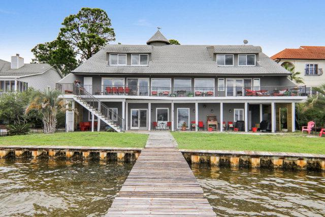 31210 Dolphin Drive, Orange Beach, AL 36561 (MLS #254939) :: Coldwell Banker Seaside Realty