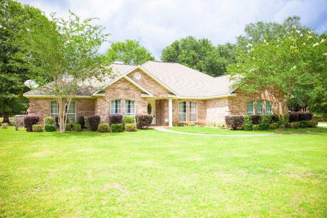 14781 Mosley Road, Stapleton, AL 36578 (MLS #255031) :: Gulf Coast Experts Real Estate Team