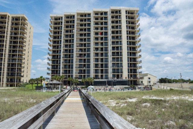 27008 Perdido Beach Blvd #1004, Orange Beach, AL 36561 (MLS #255052) :: Jason Will Real Estate