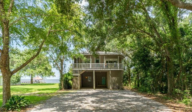 14089 Scenic Highway 98, Fairhope, AL 36532 (MLS #255070) :: Ashurst & Niemeyer Real Estate
