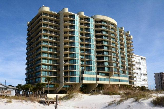 29488 Perdido Beach Blvd #1401, Orange Beach, AL 36561 (MLS #255089) :: Coldwell Banker Seaside Realty