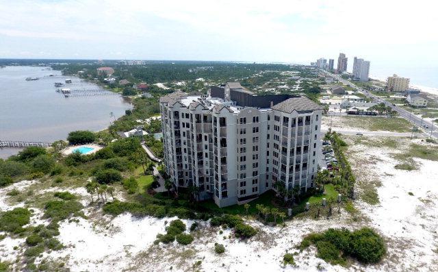 14900 River Road #405, Perdido Key, FL 32507 (MLS #255106) :: Coldwell Banker Seaside Realty