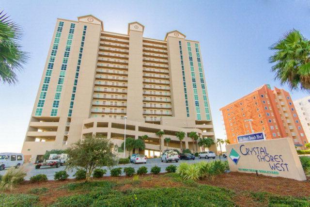 931 SW West Beach Boulevard #1402, Gulf Shores, AL 35442 (MLS #255153) :: Jason Will Real Estate