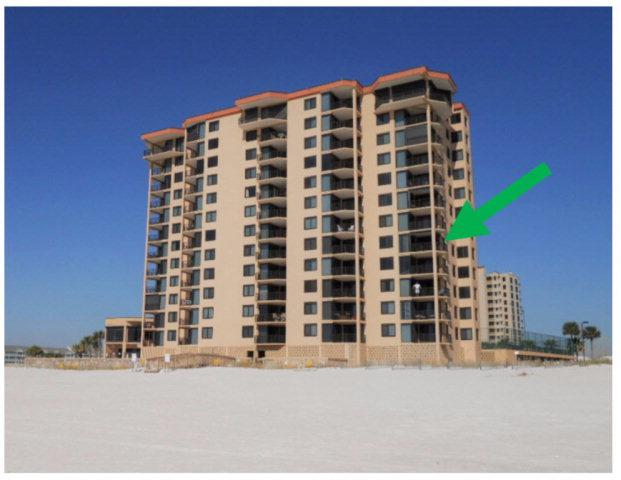 29250 Perdido Beach Blvd #601, Orange Beach, AL 36561 (MLS #255195) :: Jason Will Real Estate