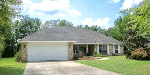 25379 N Sunset Cir, Loxley, AL 36551 (MLS #255214) :: Jason Will Real Estate