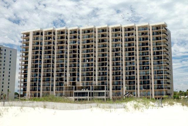 27100 E Perdido Beach Blvd #707, Orange Beach, AL 36561 (MLS #255223) :: Jason Will Real Estate
