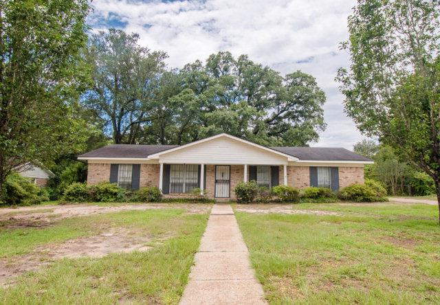 1552 Hill-N-Dale Dr, Mobile, AL 36693 (MLS #255257) :: Gulf Coast Experts Real Estate Team