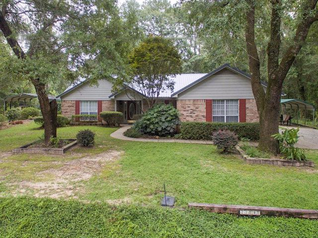 22092 Hillside Loop, Silverhill, AL 36576 (MLS #255259) :: The Premiere Team
