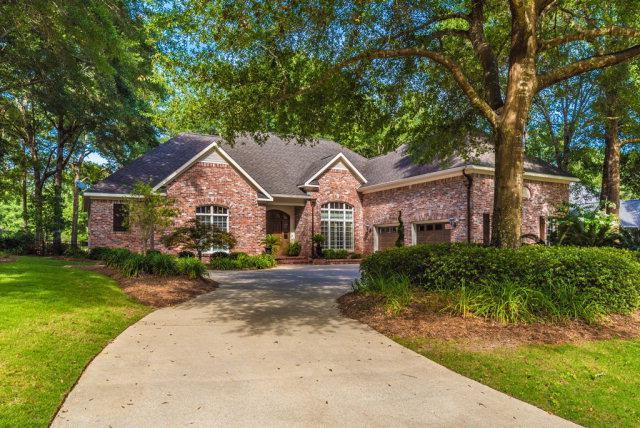 115 Old Mill Road, Fairhope, AL 36532 (MLS #255324) :: Jason Will Real Estate