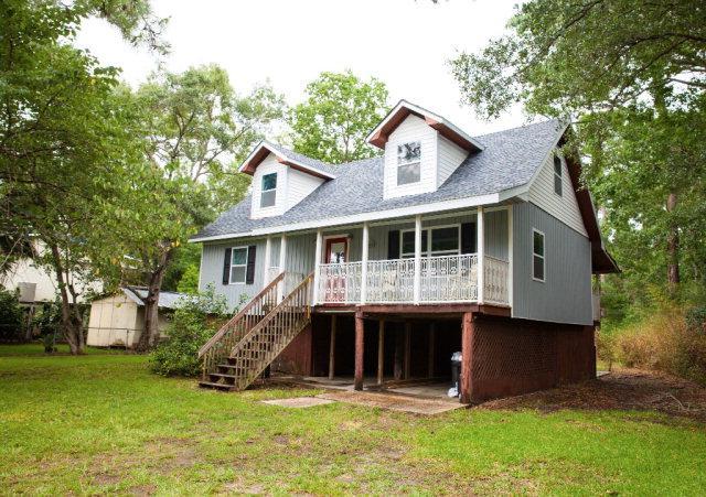 204 Major Farmar, Dauphin Island, AL 36528 (MLS #255470) :: Jason Will Real Estate