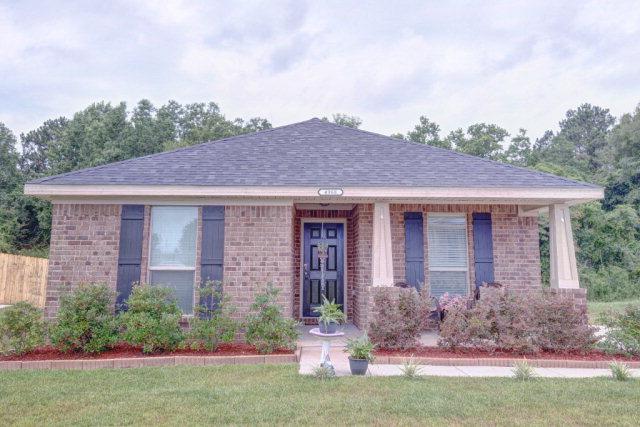 4968 W Daniels Drive, Mobile, AL 36695 (MLS #255532) :: Jason Will Real Estate