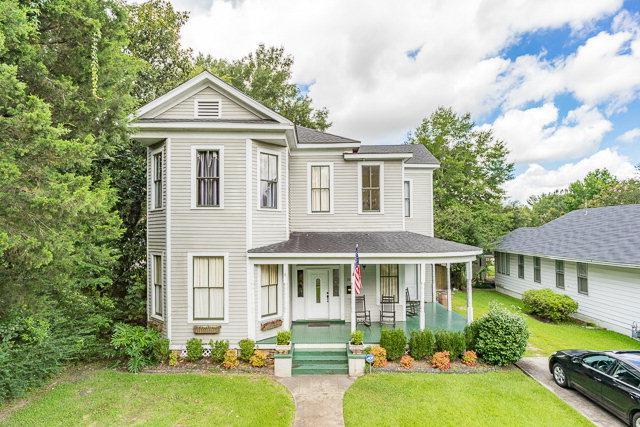 202 S Catherine Street, Mobile, AL 36604 (MLS #255632) :: Jason Will Real Estate