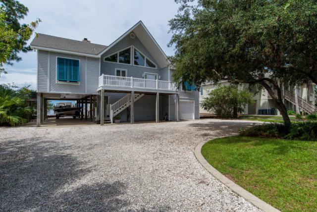 31213 Dolphin Drive, Orange Beach, AL 36561 (MLS #255759) :: Jason Will Real Estate