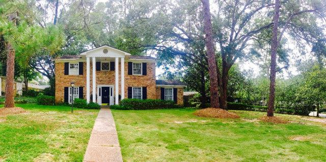 305 Carmel Drive, Mobile, AL 36608 (MLS #255833) :: Gulf Coast Experts Real Estate Team