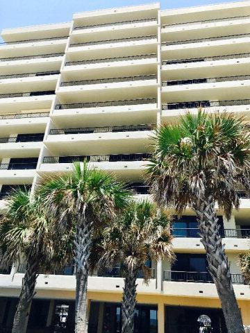 28828 Perdido Beach Blvd #702, Orange Beach, AL 36561 (MLS #255864) :: The Kim and Brian Team at RE/MAX Paradise