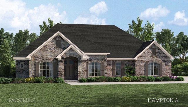 12207 Gracie Lane, Spanish Fort, AL 36527 (MLS #255898) :: Jason Will Real Estate