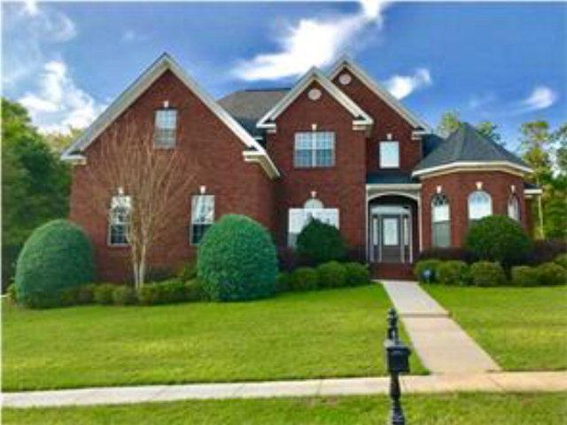 10756 Flagstone Dr, Mobile, AL 36608 (MLS #255936) :: Jason Will Real Estate