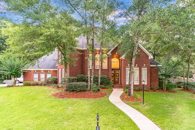 1451 Stone Hedge Dr, Mobile, AL 36695 (MLS #256019) :: Gulf Coast Experts Real Estate Team