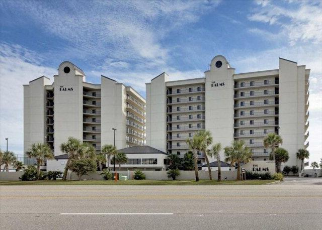 26266 Perdido Beach Blvd #302, Orange Beach, AL 36561 (MLS #256080) :: Jason Will Real Estate