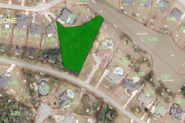 0 Lake Blvd, Spanish Fort, AL 36527 (MLS #256127) :: Ashurst & Niemeyer Real Estate