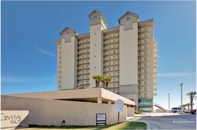 921 W Beach Blvd #1102, Gulf Shores, AL 36542 (MLS #256128) :: Jason Will Real Estate