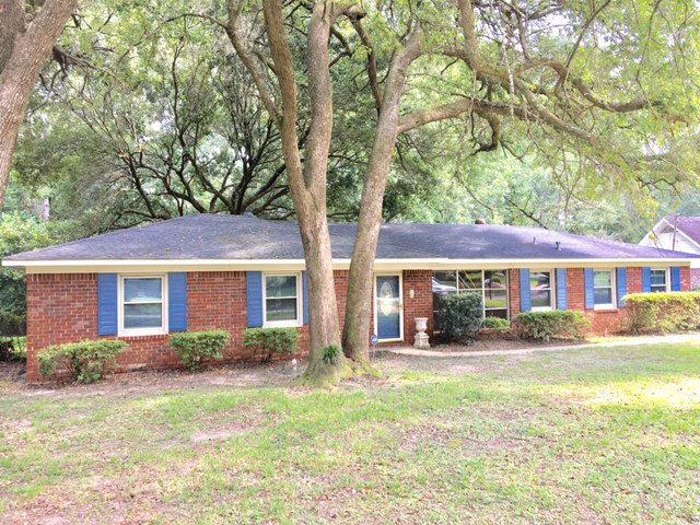 1350 E Reams Dr, Mobile, AL 36608 (MLS #256187) :: Jason Will Real Estate