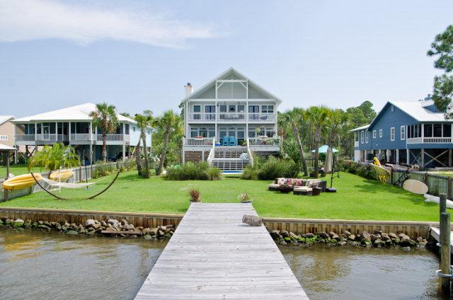 24401 Gulf Bay Rd, Orange Beach, AL 36561 (MLS #256199) :: Jason Will Real Estate