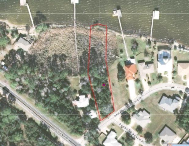 860 Paradise Beach Circle, Pensacola, FL 32506 (MLS #256291) :: ResortQuest Real Estate