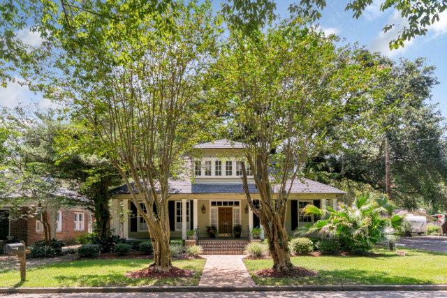 150 Crenshaw St, Mobile, AL 36606 (MLS #256327) :: Jason Will Real Estate