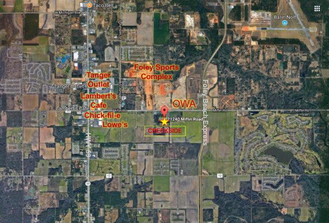 21240 rv lot Miflin Rd, Foley, AL 36535 (MLS #256476) :: Gulf Coast Experts Real Estate Team