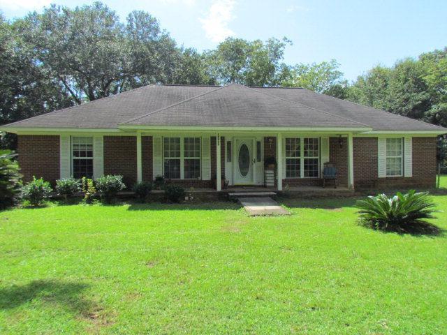 18420 Harry Jones Rd, Summerdale, AL 36580 (MLS #257037) :: Gulf Coast Experts Real Estate Team