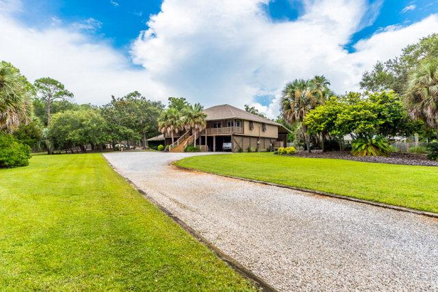 4775 Holder Rd, Orange Beach, AL 36561 (MLS #257219) :: Coldwell Banker Seaside Realty